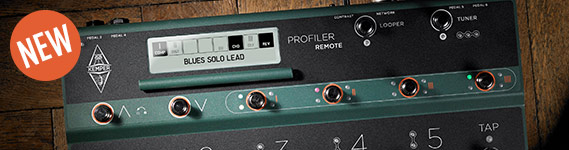 New: Profiler remote